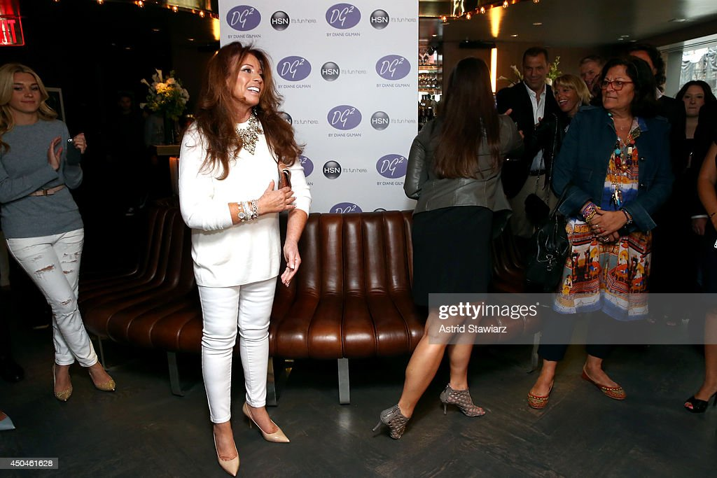 Fashion Designer Diane Gilman Attends The Celebration Of Diane News Photo Getty Images