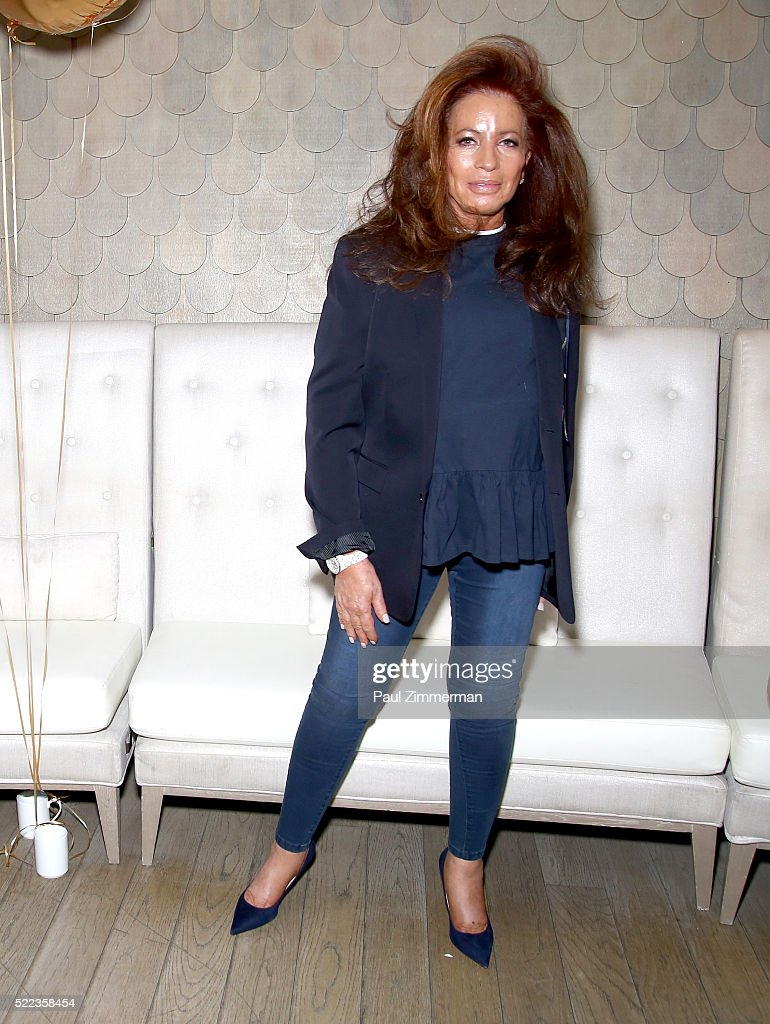 Fashion Designer Diane Gilman Attends The Diane Gilman Christopher News Photo Getty Images