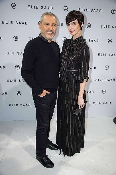 Elie Saab : Backstage - Paris Fashion Week - Haute Couture ...