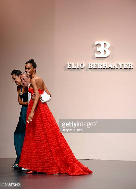 Elio Berhanyer Cibeles Madrid Fashion Week Autumn/Winter