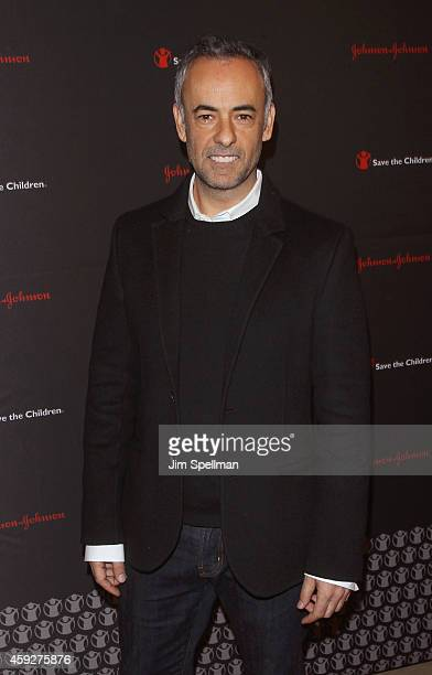 Fashion designer Francisco Costa attends the 2nd annual Save the Children Illumination Gala at the Plaza Hotel on November 19 2014 in New York City
