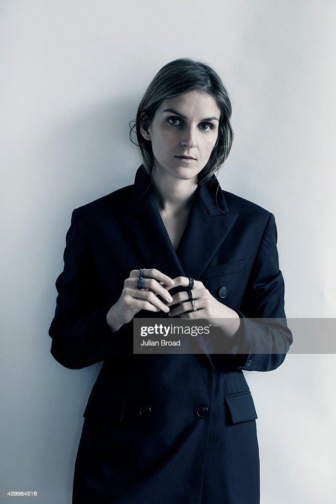 Gaia Repossi, Vogue magazine Germany, September 1, 2014