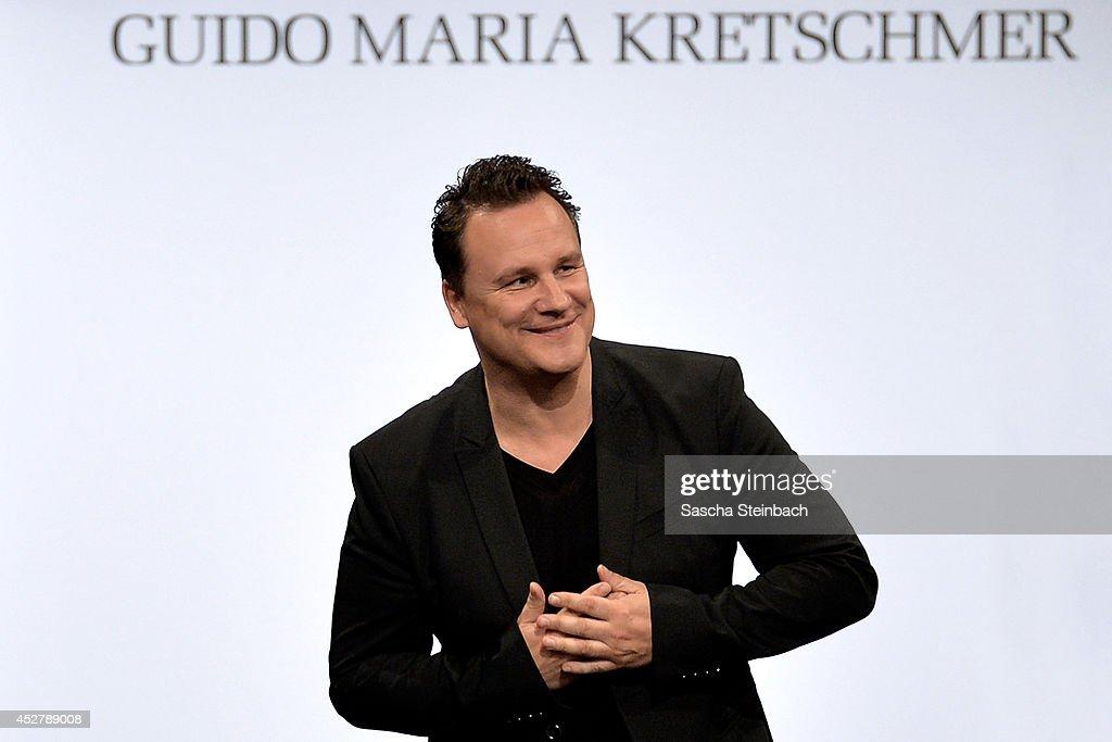 Guido Maria Kretschmer Show : News Photo