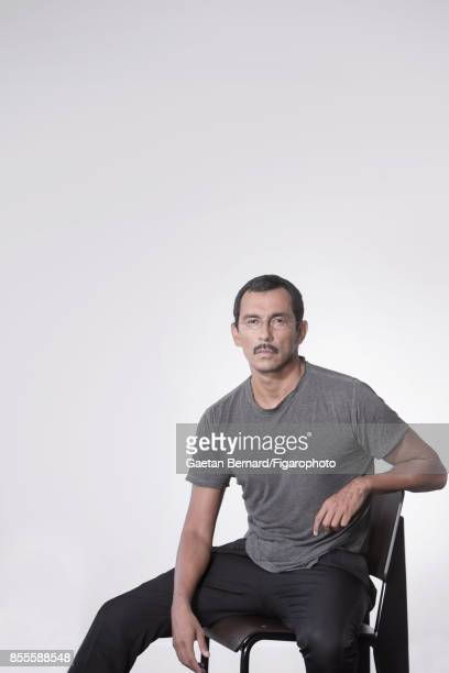 Fashion designer Haider Ackermann is photographed for Madame Figaro on September 6 2017 in Paris France PUBLISHED IMAGE CREDIT MUST READ Gaetan...