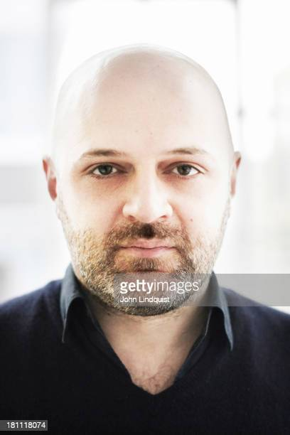 Fashion designer Hussein Chalayan is photographed on December 20 2012 in London England