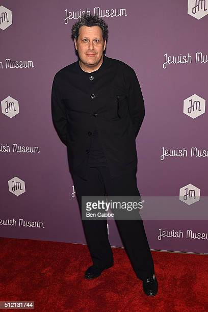 Fashion designer Isaac Mizrahi attends the Jewish Museum's Purim Ball at the Park Avenue Armory on February 24 2016 in New York City