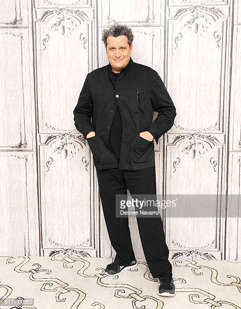 Fashion designer Isaac Mizrahi discusses his career upcoming projects and the hit show 'Project Runway All Stars' during AOL Build Speaker Series at...