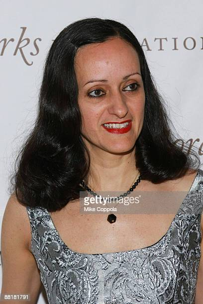 Fashion designer Isabel Toledo attends the Gordon Parks Foundation's Celebrating Fashion Awards Gala at Gotham Hall June 2 2009 in New York City