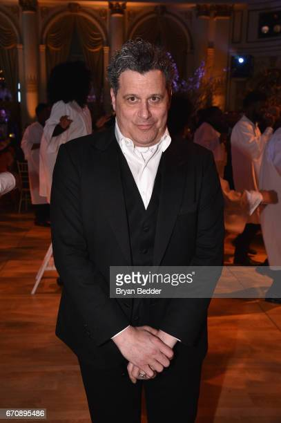 Fashion Designer Issac Mizrahi attends the ASPCA hosted 20th Annual Bergh Ball at The Plaza Hotel on April 20 2017 in New York City