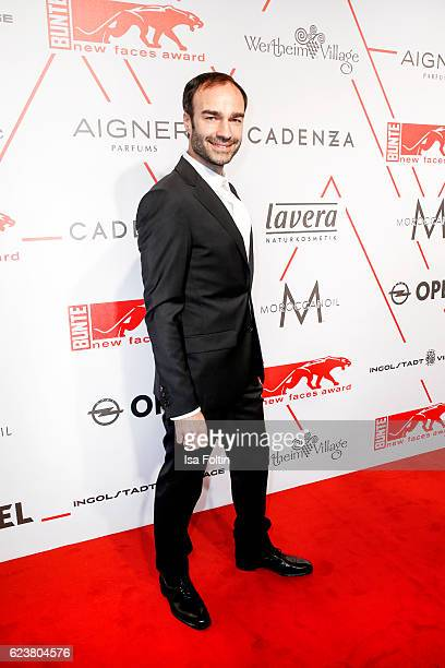 Fashion Designer Ivan Strano attends the New Faces Award Style on November 16 2016 in Berlin Germany