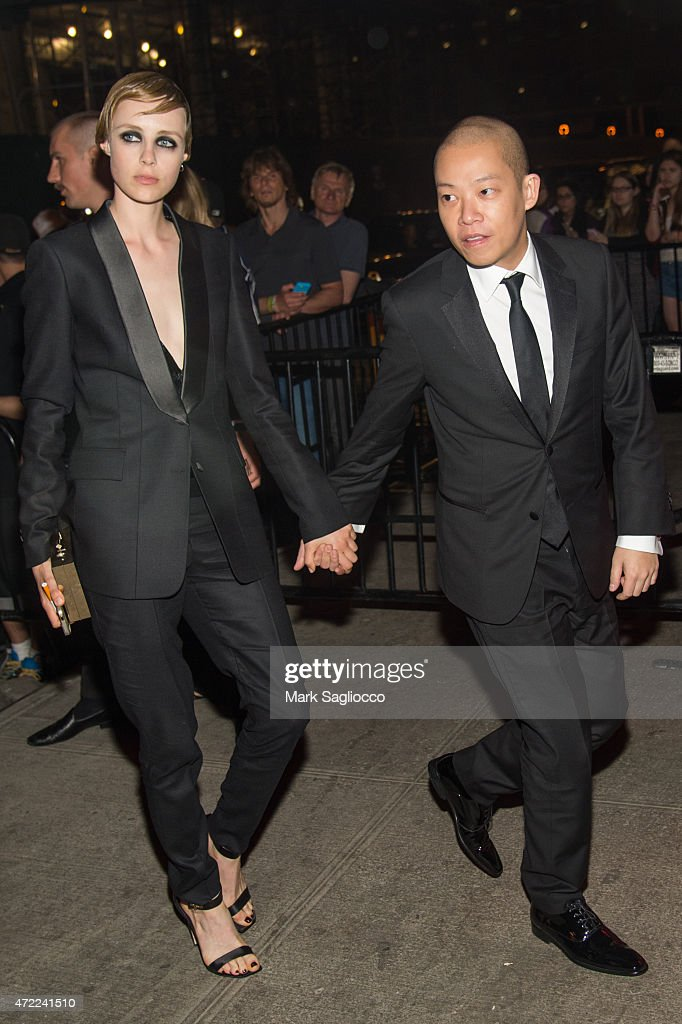 """""""China: Through The Looking Glass"""" Costume Institute Benefit Gala - After Parties : News Photo"""