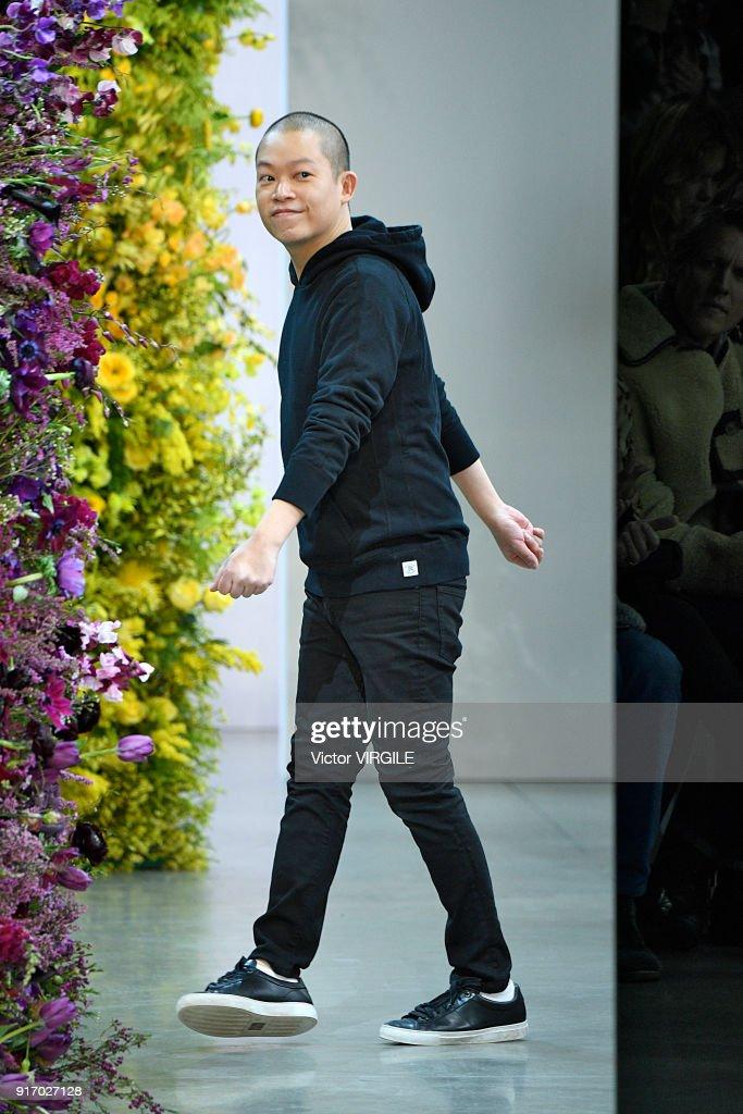 Jason Wu - Runway - February 2018 - New York Fashion Week : ニュース写真