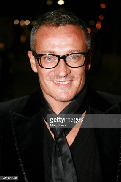 Fashion Designer Jayson Brunsdon attends the RayBan 70th Anniversary Party celebrating 70 years of the iconic sunglasses brand at the Crystal Bar...