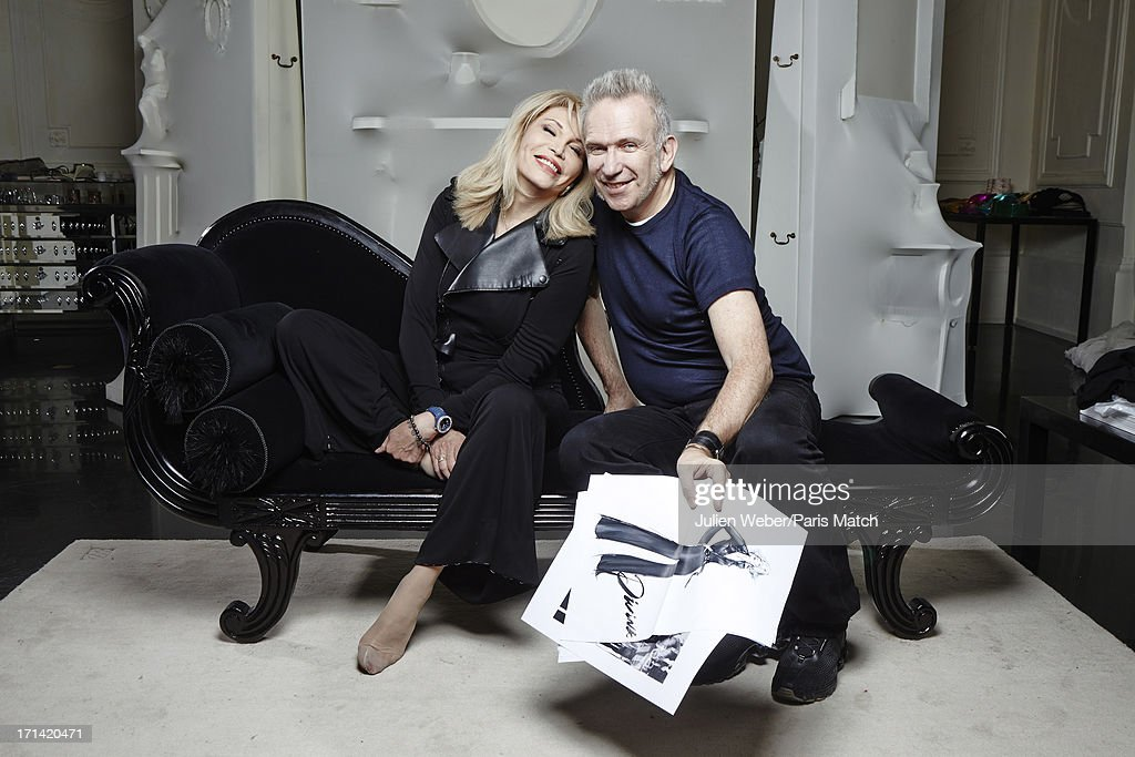 Jean Paul Gaultier, Paris Match, Issue 3344