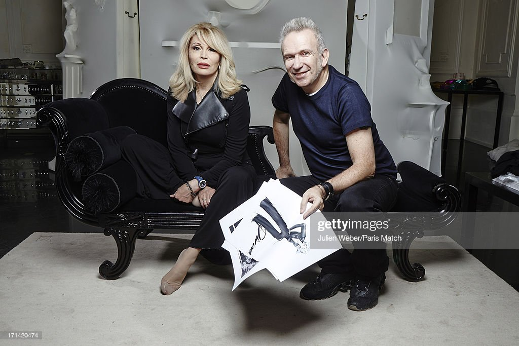 Jean Paul Gaultier, Paris Match, Issue 3344