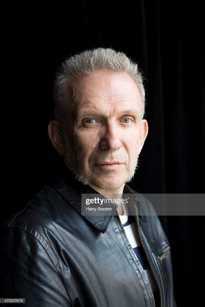 Jean-Paul Gaultier, Sunday Times magazine UK, March 30, 2014
