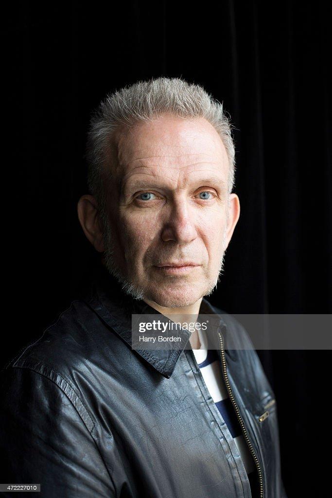 Jean-Paul Gaultier, Sunday Times magazine UK, March 30, 2014