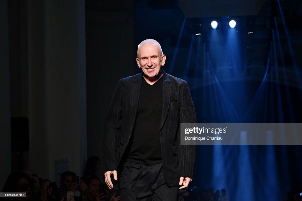 Jean Paul Gaultier : Runway - Paris Fashion Week - Haute Couture Fall/Winter 2019/2020 : News Photo