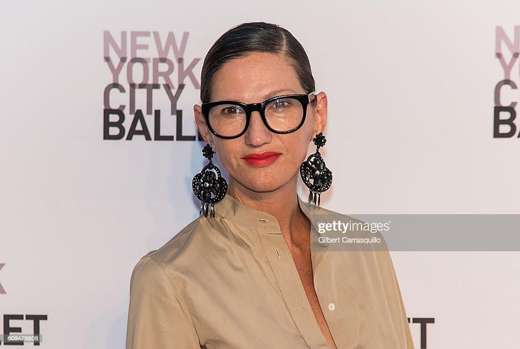 New York City Ballet 2016 Fall Gala : News Photo