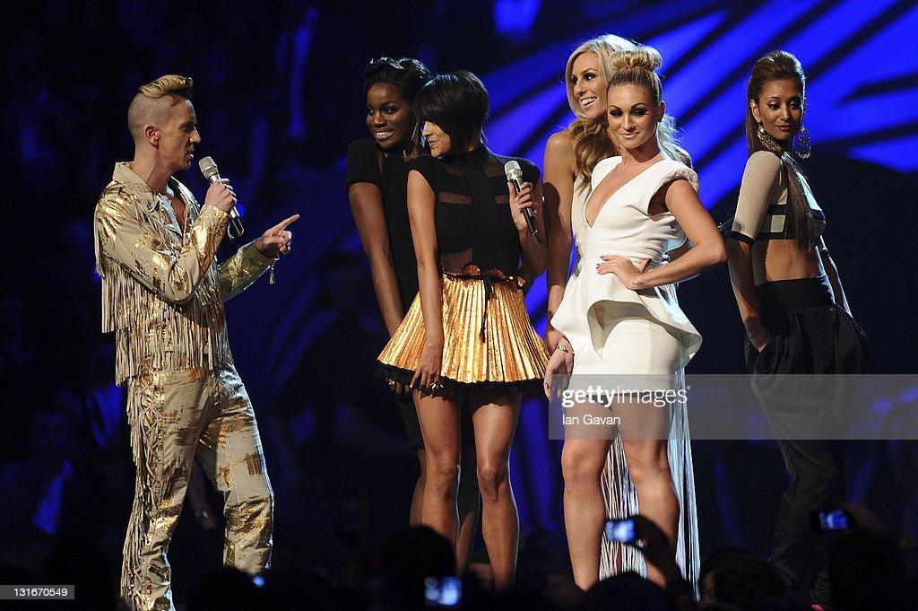 MTV Europe Music Awards 2011 - Show : News Photo