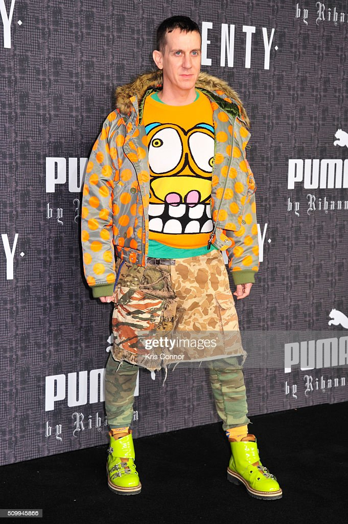 FENTY x PUMA by Rihanna - Arrivals - Fall 2016 New York Fashion Week