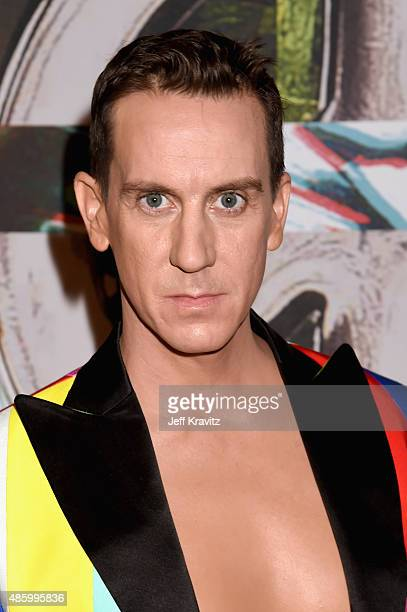 Fashion Designer Jeremy Scott attends the 2015 MTV Video Music Awards at Microsoft Theater on August 30 2015 in Los Angeles California