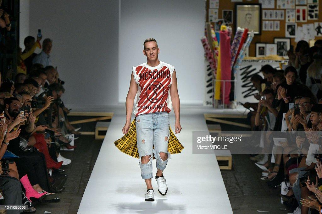 Moschino - Runway - Milan Fashion Week Spring/Summer 2019 : News Photo