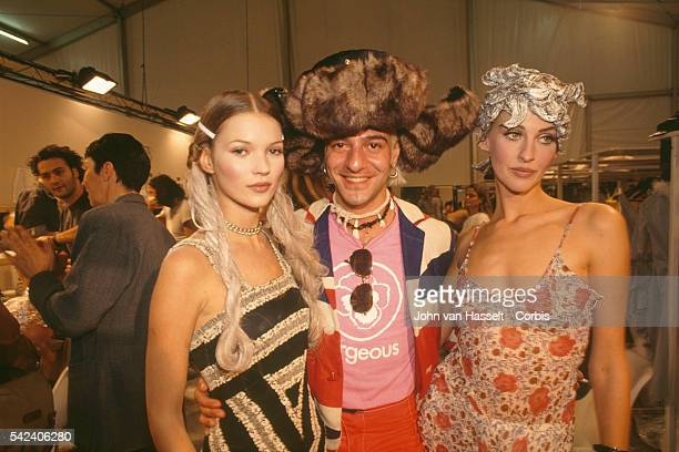 2 479 John Galliano Fashion Designer Photos And Premium High Res Pictures Getty Images