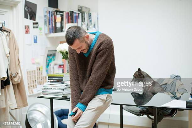 143 Jonathan Saunders Fashion Designer Photos And Premium High Res Pictures Getty Images