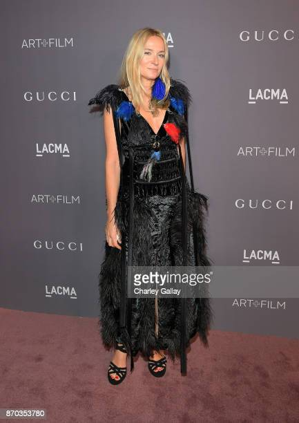 Fashion designer Julie de Libran attends the 2017 LACMA Art Film Gala Honoring Mark Bradford and George Lucas presented by Gucci at LACMA on November...