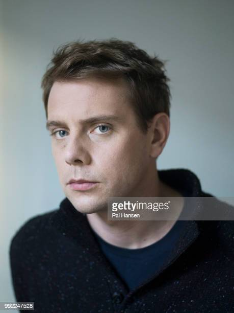 Fashion designer JW Anderson is photographed for the Observer on March 28 2018 in London England