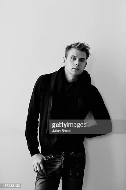 Fashion designer JW Anderson is photographed for Vogue on November 5 2014 in London England