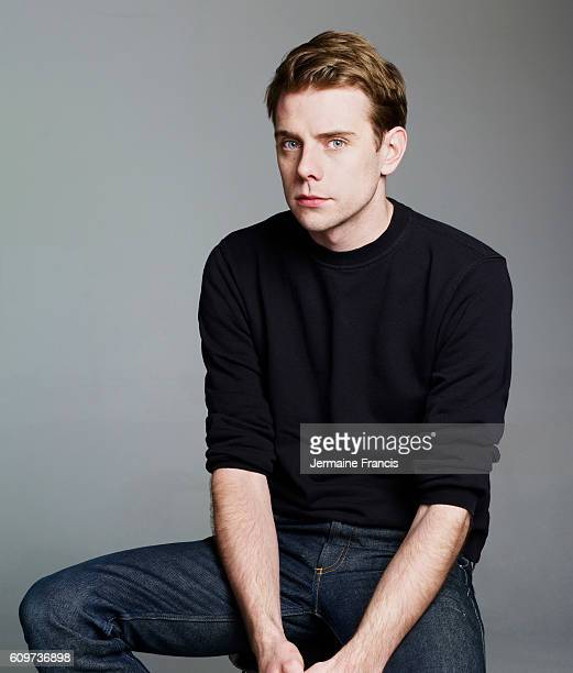 Fashion designer JW Anderson is photographed on January 30 2013 in London England