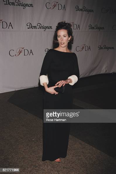 Fashion Designer Kate Spade Attends A Cfda Event New York New York News Photo Getty Images