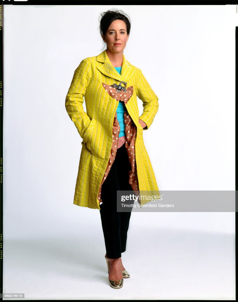 Kate Spade, 2004 : News Photo