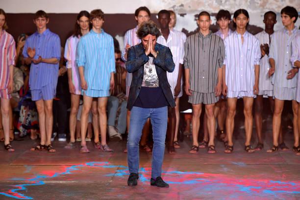 ITA: Etro - Runway - Milan Men's Fashion Week Spring/Summer 2020