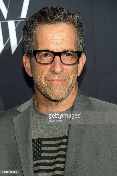 Fashion designer Kenneth Cole attends Macy's Fashion's Front Row during September 2016 New York Fashion Week at The Theater at Madison Square Garden...