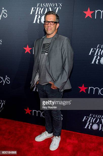 Fashion designer Kenneth Cole attends Macy's Presents Fashion's front row during 2016 New York Fashion Week at The Theater at Madison Square Garden...