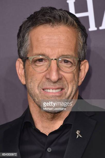 Fashion designer Kenneth Cole attends the 19th Annual amfAR New York Gala at Cipriani Wall Street on February 8 2017 in New York City