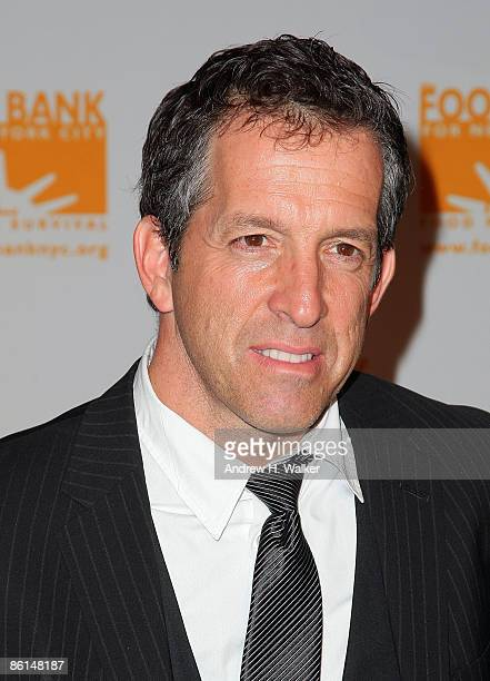 Fashion designer Kenneth Cole attends the 6th annual CanDo Awards dinner and auction hosted by the Food Bank for New York City at Abigail Kirsch's...