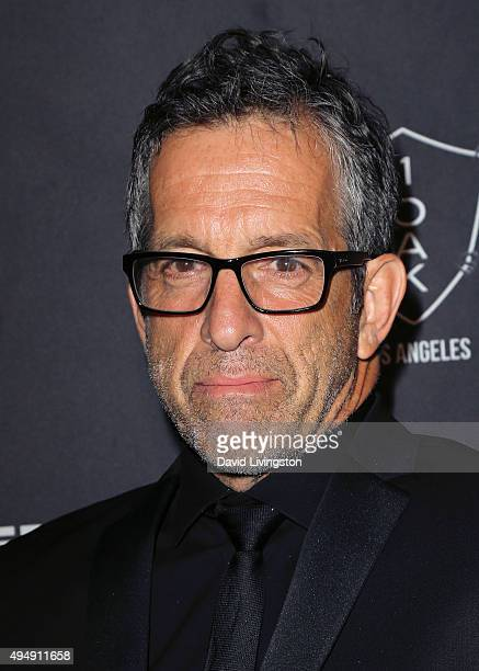 Fashion designer Kenneth Cole attends the amfAR's Inspiration Gala Los Angeles after party at 1OAK on October 29 2015 in West Hollywood California