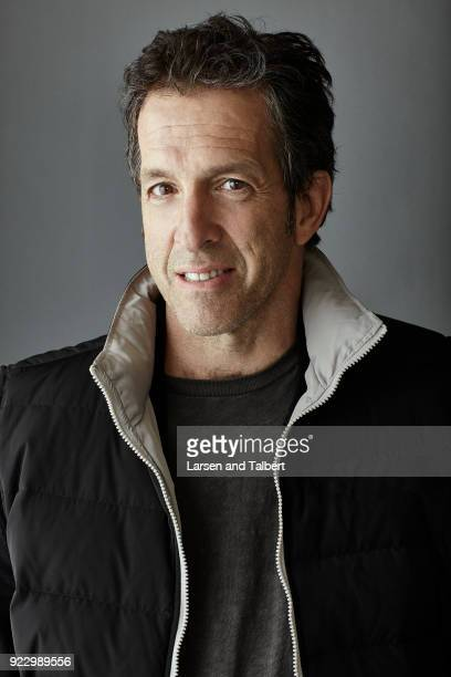 Fashion designer Kenneth Cole is photographed for InStyle Magazine on January 23 2011 at the Sundance Film Festival in Park City Utah Photo by Larsen...