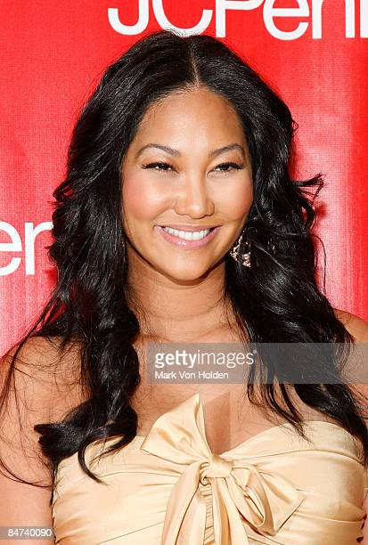 """Fashion Designer Kimora Lee Simmons attends """"Style Your Spring"""" presented by J.C. Penney at Espace on February 10, 2009 in New York City."""