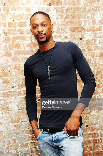 Fashion designer Laquan Smith attends the Laquan Smith presentation during MercedesBenz Fashion Week on September 10 2013 in New York United States