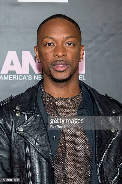 Fashion designer LaQuan Smith attends VH1's 'America's Next Top Model' Premiere at Vandal on December 8 2016 in New York City