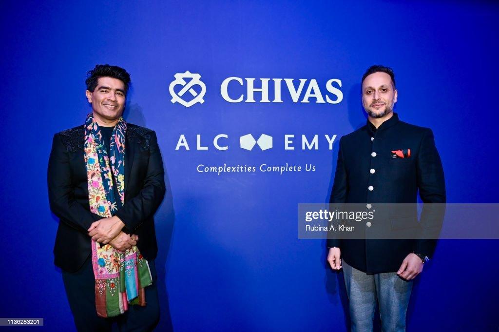 Chivas 18 Alchemy 2019 : News Photo