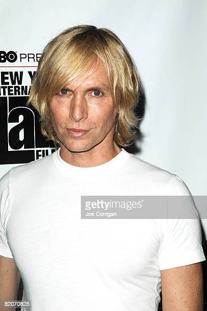 """Fashion Designer Marc Bouwer attends the NY Latino International Film Festival premiere of """"Vicious Circle"""" at The Director's Guild Theater on July..."""