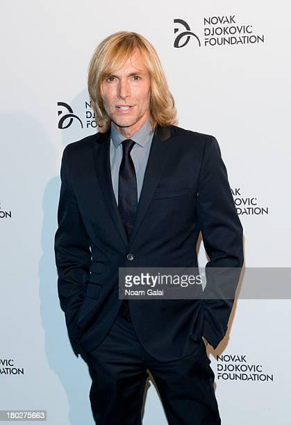 Fashion designer Marc Bouwer attends the The 2013 Novak Djokovic Foundation Dinner at Capitale on September 10, 2013 in New York City.