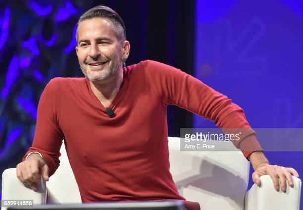 Fashion designer Marc Jacobs speaks onstage at 'The Fashion Designer in the Age of Social Media' during 2017 SXSW Conference and Festivals at Austin...