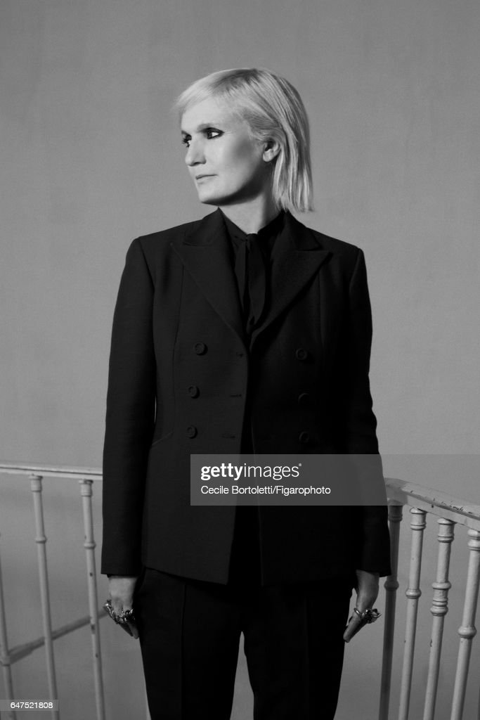 Dior, Madame Figaro, February 17, 2017